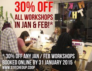 January sale w